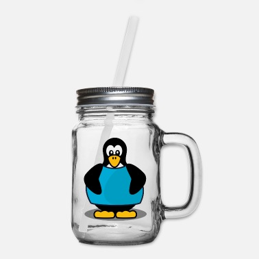 penguin284 - Mason Jar