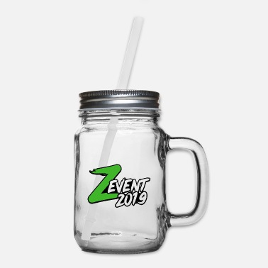 Z Event 2019 logo - Mason Jar