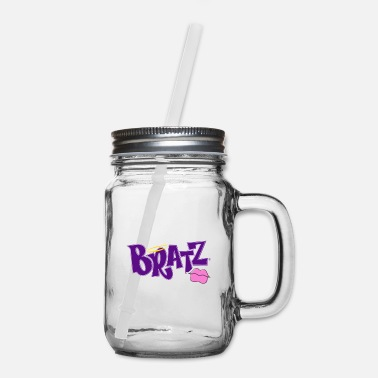 bratz princess - Mason Jar