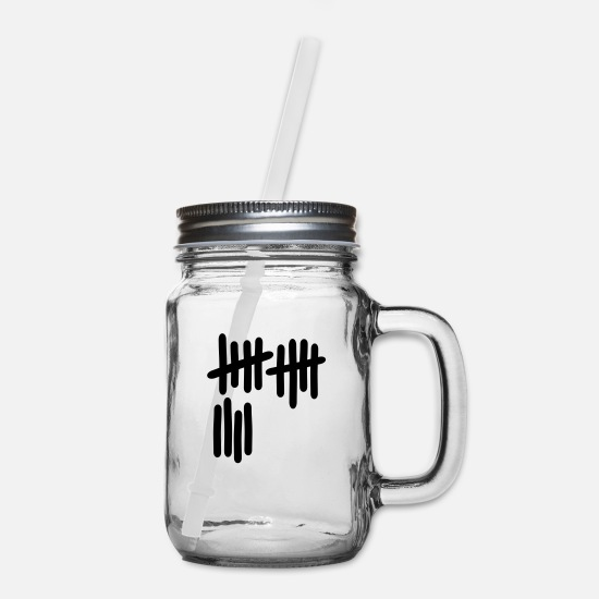 1 Mugs & Drinkware - 14 - Mason Jar clear