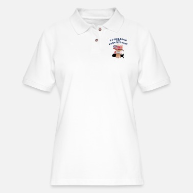 Constitutional Constitutional Uplift - Women's Pique Polo Shirt