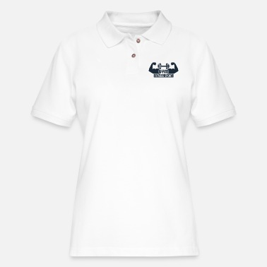 Sport sport - Women's Pique Polo Shirt
