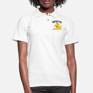 That's How I Roll - Women's Pique Polo Shirt