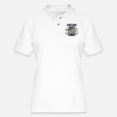 Time Lord Time Lord Crest - Women's Pique Polo Shirt