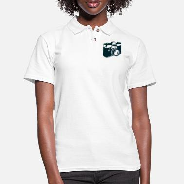 Clic Photo1 - Women's Pique Polo Shirt