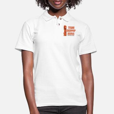 Team Skipper Scott - Women's Pique Polo Shirt