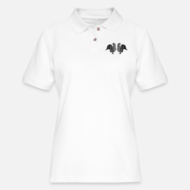 Cock Cocks - Women's Pique Polo Shirt