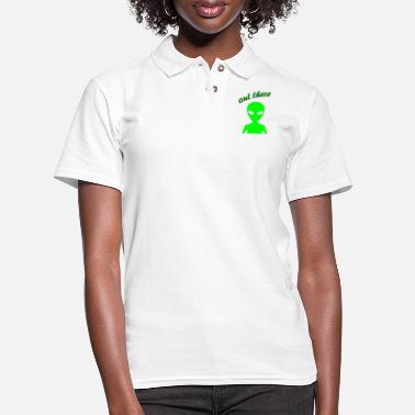 Out OUT THERE - Women's Pique Polo Shirt