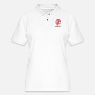 Standby thoughts on standby - Women's Pique Polo Shirt