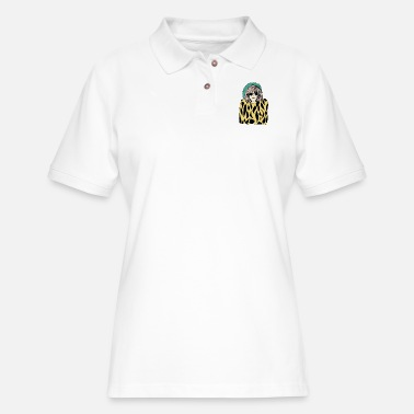 Pullover Pullover - Women's Pique Polo Shirt