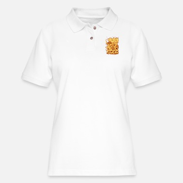 Attack attack - Women's Pique Polo Shirt