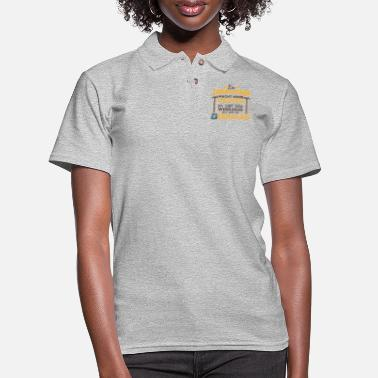 Tools Carpenter tool gift craftsman forest - Women's Pique Polo Shirt