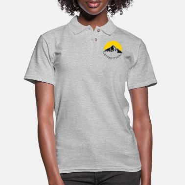Expedition expedition - Women's Pique Polo Shirt