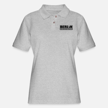 Kreuzberg Berlin Kreuzberg - Women's Pique Polo Shirt