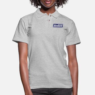 Binford Tools Binford Tools is proud to present - Women's Pique Polo Shirt