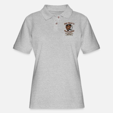 Music School Old Nick's Music School - Women's Pique Polo Shirt