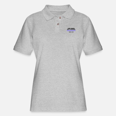 Lifeshort Funny quote - Women's Pique Polo Shirt