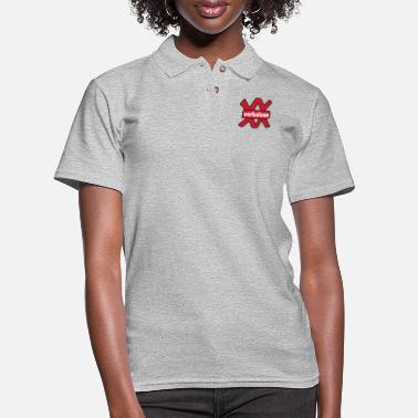verbal - Women's Pique Polo Shirt