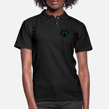 Form abstract forms - Women's Pique Polo Shirt