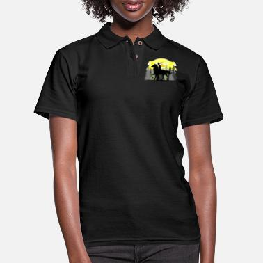 Western Riding Western Riding, Western - Women's Pique Polo Shirt
