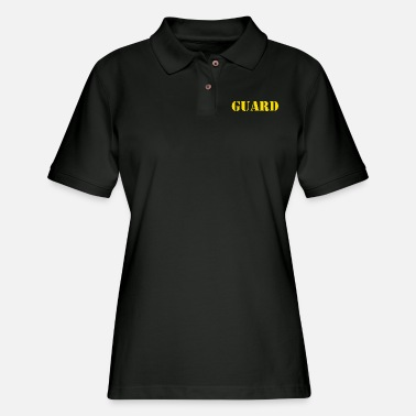 Guard GUARD - Women's Pique Polo Shirt