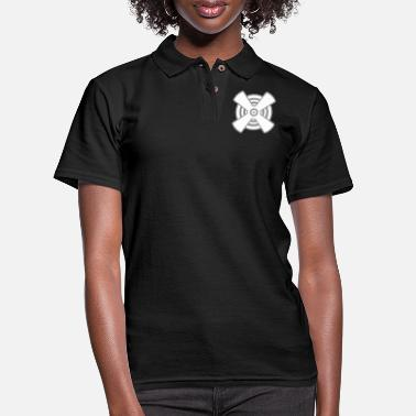 Propeller Propeller - Women's Pique Polo Shirt