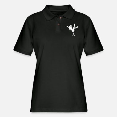 Sexy Girl SEXY GIRL - Women's Pique Polo Shirt