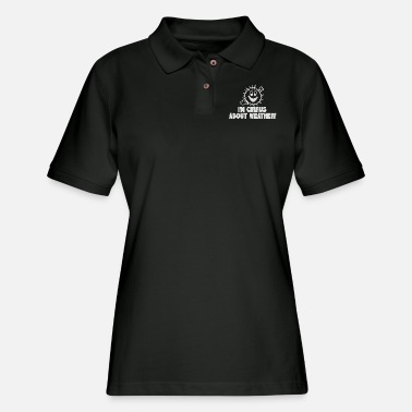 Weather Weather - Women's Pique Polo Shirt