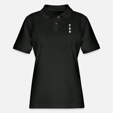 Pan PAN - Women's Pique Polo Shirt