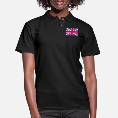 Union Jack Union Jack - Women's Pique Polo Shirt