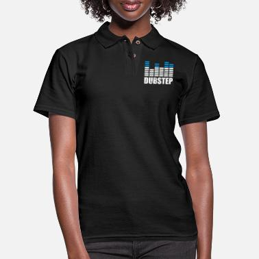 Dubstep Dubstep - Women's Pique Polo Shirt