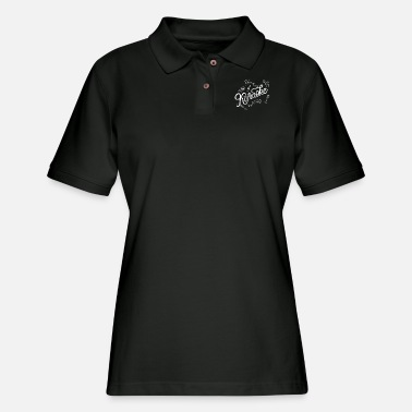 Performance Karaoke Love Sing Party Music for Karaoke Legend - Women's Pique Polo Shirt