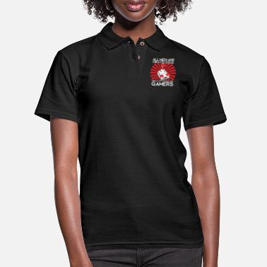 Gamer Gamer - Gamer - Women's Pique Polo Shirt