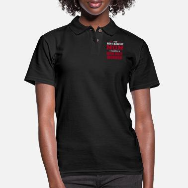 Health Mental Health Worker - Women's Pique Polo Shirt