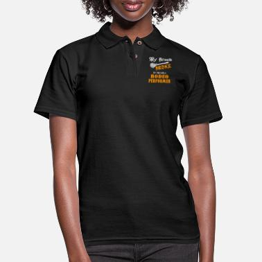 Performance Rodeo Performer - Women's Pique Polo Shirt