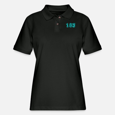 Date 183 - Women's Pique Polo Shirt