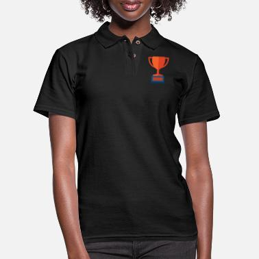 Award award - Women's Pique Polo Shirt