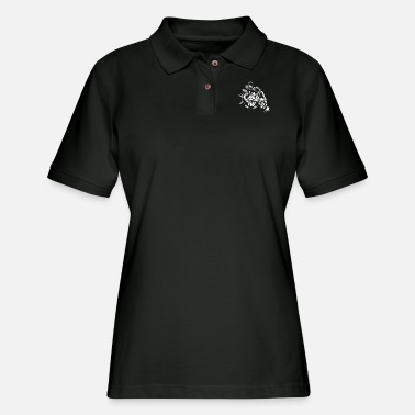 The Tick Cartoon New Design Tick Tock Best Seller - Women's Pique Polo Shirt