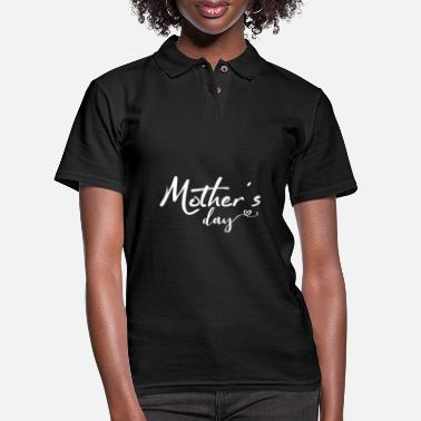 Mother's Day Mother's Day Mother's Day Mother's Day - Women's Pique Polo Shirt