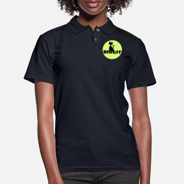 First Name Birgit Name first name - Women's Pique Polo Shirt