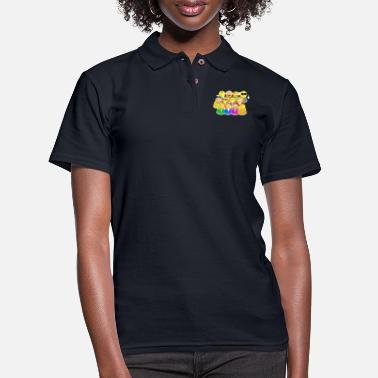 Group The Group - Women's Pique Polo Shirt