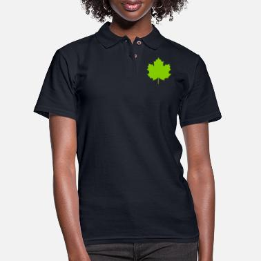 Leaf leaf - Women's Pique Polo Shirt