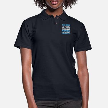 Taxi_Driver Shirt - Women's Pique Polo Shirt
