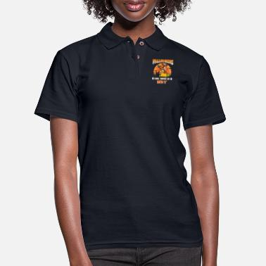 Halloween Halloween Shirt Halloqueens Are Born In May - Women's Pique Polo Shirt