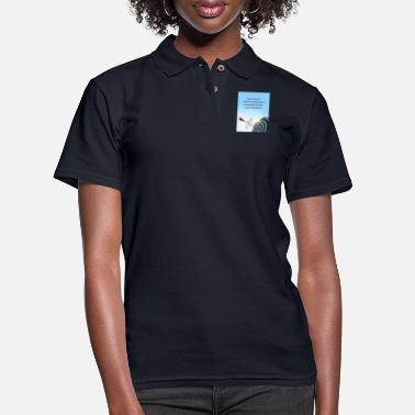 success comes what you do consistently - Women's Pique Polo Shirt
