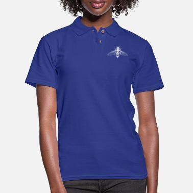 Fly Fly Insects - Women's Pique Polo Shirt