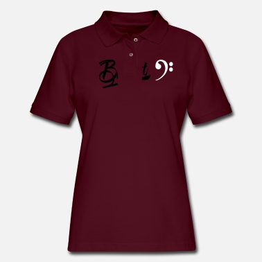 Bassist bassist - Women's Pique Polo Shirt