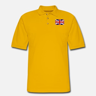 Union Jack union jack - Men's Pique Polo Shirt
