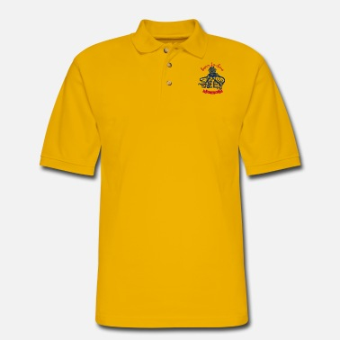 Born To Dive Deep Into The Sea Octopus - Men's Pique Polo Shirt