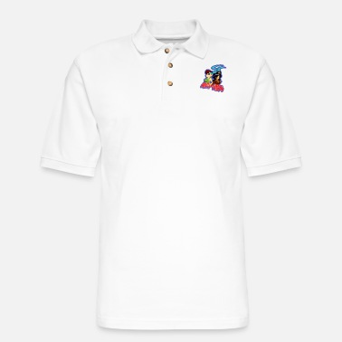 Hero Anti-Hero (Mens) - Men's Pique Polo Shirt